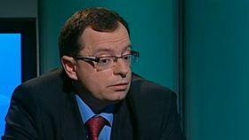 Jaroslav Šebek (Foto: Tschechisches Fernsehen)