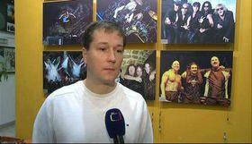 Jiří Daron, photo: Czech Television