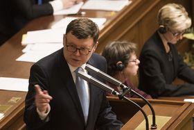 Zbyněk Stanjura (Foto: Filip Jandourek, Archiv des Tschechischen Rundfunks)