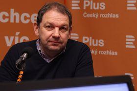 Michal Šnobr (Foto: Jana Přinosilová, Archiv des Tschechischen Rundfunks)