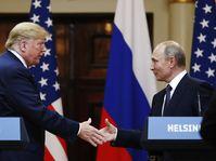 Donald Trump y Vladimir Putin, foto: ČTK / AP Photo / Alexander Zemlianichenko