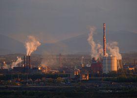 ArcelorMittal vOstravě, foto: Petr Štefek, Wikimedia Commons, CC BY-SA 3.0 CZ