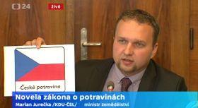 Marian Jurečka, foto: Česká televize
