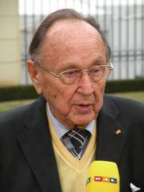 Hans-Dietrich Genscher, photo: Archives de Radio Prague Int.