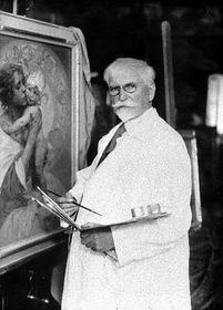 Alfons Mucha, Free Domain