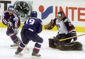 Матч США - Словакия (Фото: ЧТК)