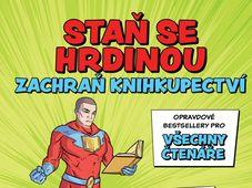 'Deviens un héros – Sauve une librairie !'