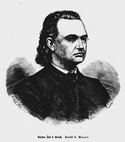переводчик Пушкина, католический священник Вацлав Ченек Бендл