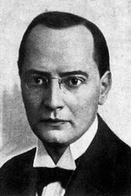 Walter Serner (Foto: Wikimedia Commons, Public Domain)