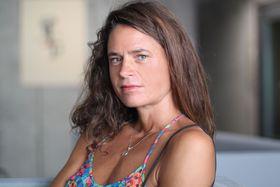 Kristina Höschlová (Foto: Elena Horálková, Archiv des Tschechischen Rundfunks)