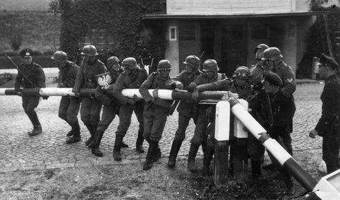 Invasion of Poland, photo: Public Domain
