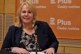 Клара Досталова, фото: Яна Пржиносилова, ЧРо
