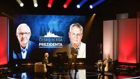 Иржи Драгош и Милош Земан, фото: TV Prima