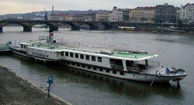 'Vyšehrad' steamer, photo: archive of Radio Prague
