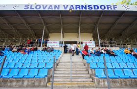 Varnsdorf stadium, photo: CTK