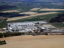 La zone industrielle Solnice-Kvasiny
