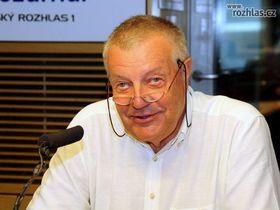 Karel Hvížďala, foto: Šárka Ševčíková