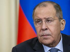Sergueï Lavrov, photo: ČTK/AP/Alexander Zemlianichenko