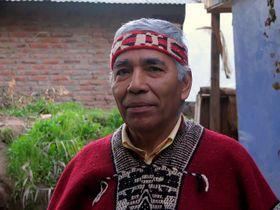 Un mapuche, foto: Tomás Jorquera, CC BY 2.0