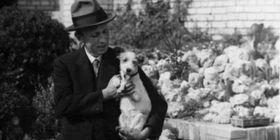 Karel Čapek, photo: Archive of Czech Radio