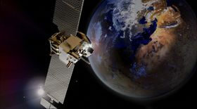 Satellit - družice (Foto: PIRO4D, Pixabay / CC0)