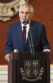 Miloš Zeman, foto: ČTK/Petr David Josek