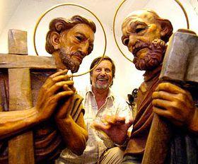 Апостолы пражских курантов (Фото: ЧТК)