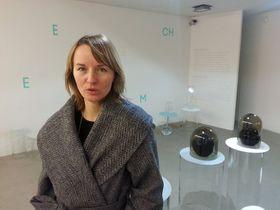 Jana Zielinski at DOX, photo: Ian Willoughby