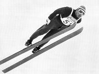 Jiří Raška, Grenoble, 1968, photo: CTK