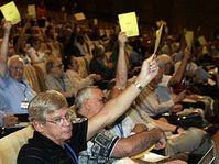 Kongres Mezinárodní astronomické unie, foto: ČTK
