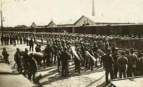 Чешские солдаты в 1915 г.