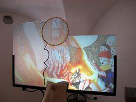 L'exposition à la maison natale de Jan Hus à Husinec, photo: Martina Schneibergová