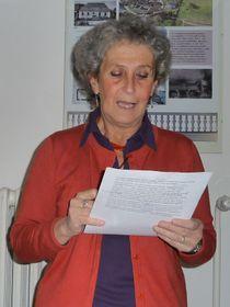 Věra Roubalová Kostlánová, photo : Milena Štráfeldová