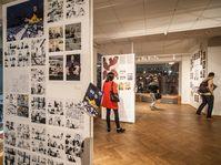 Выставка «Чешский век в комиксах», Фото: Эва Нечасова, Чешское радио