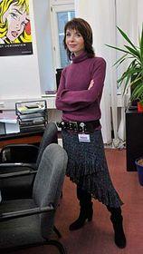 Barbora Tachecí, foto: ČTK