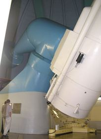 Největší optický dalekohled vČeské republice