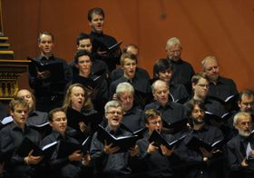 The Roma and Sinti Philharmonic Orchestra, photo: CTK