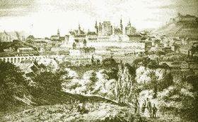 Brno vroce 1843