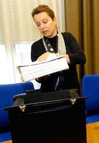 Petra Buzková (Foto: CTK)
