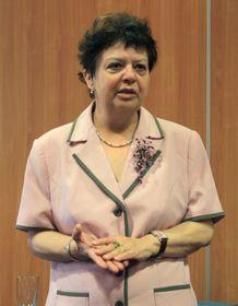 Milena Secká, foto: Barbora Kmentová