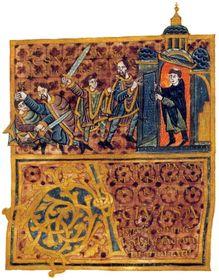 L'assassinat de Venceslas