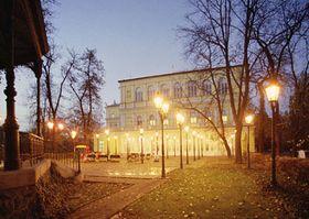 El Palacio Žofín, foto: CzechTourism