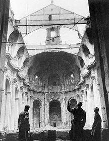 Dresden in February 1945