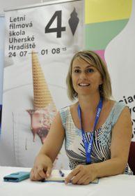 Radana Korená, photo: ČTK