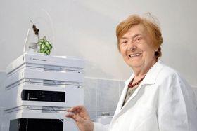 Габриэла Башарова, Фото: Архив Высшей химико-технологической школы