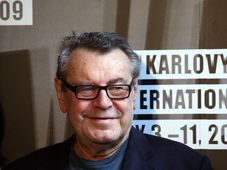 Miloš Forman, photo: CTK