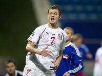 Tomáš Necid, photo: CTK