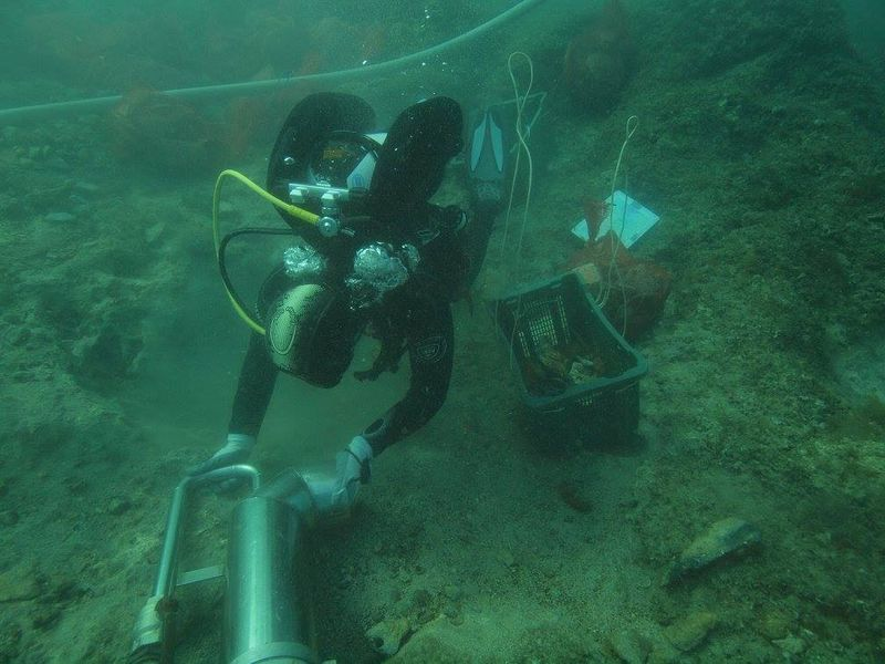 Photo: Centre International d'Archéologie Subaquatique de Zadar