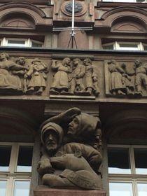 Здание банка «Легия» в Праге, фото: Катерина Айзпурвит