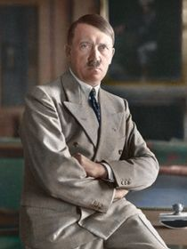 Adolf Hitler, photo: Bundesarchiv, / CC BY-SA 3.0 Unported